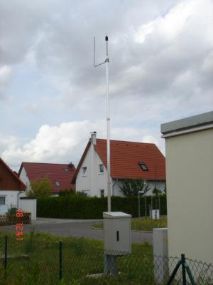 Lärmmessungen©Stadt Schkeuditz
