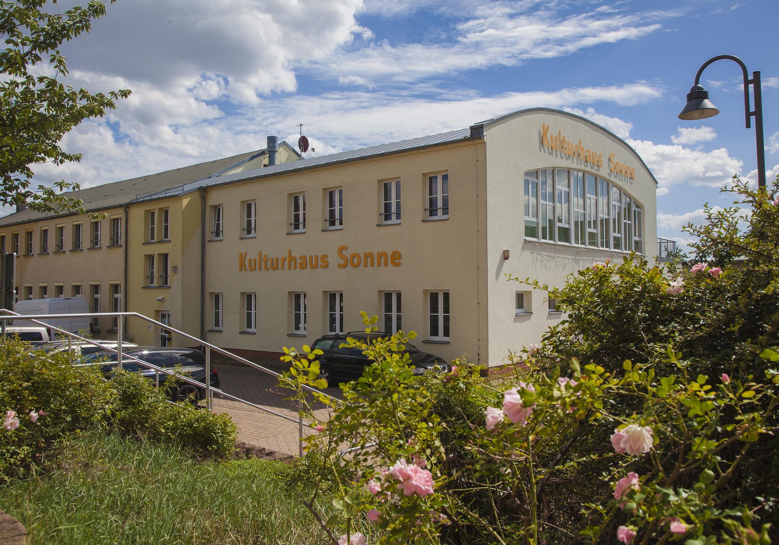Kulturhaus Sonne Schkeuditz